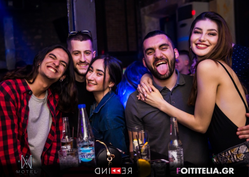 Rewind @ Motel Boutique Club