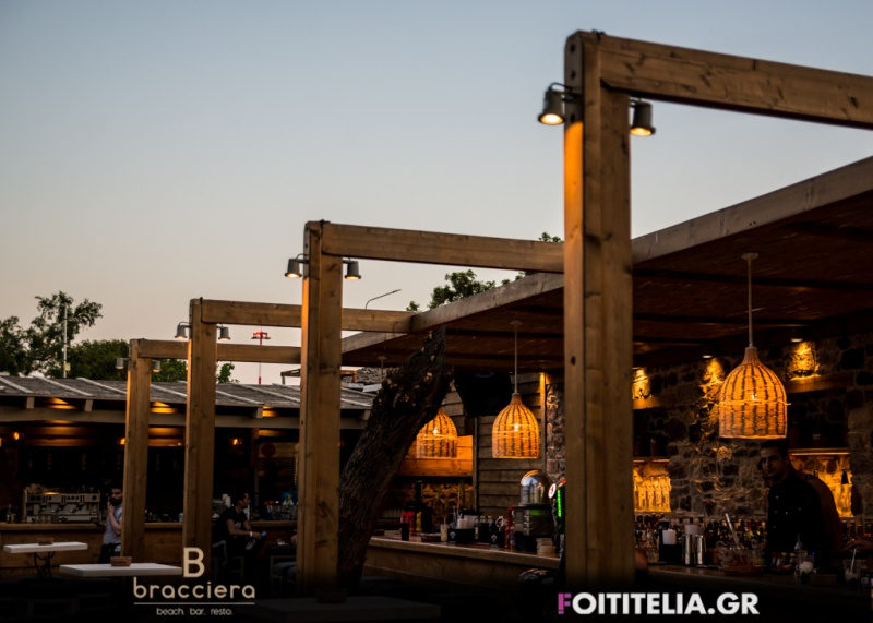 Grand Opening @ Bracciera-Beach Bar