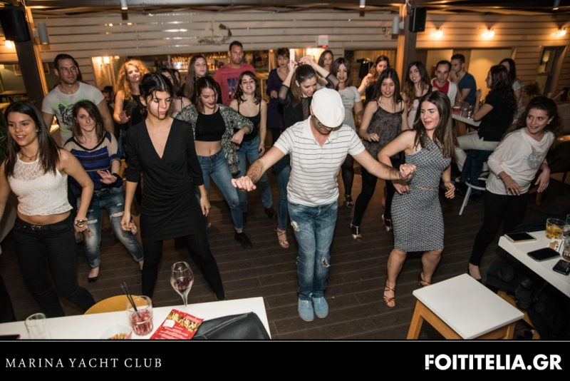 The Latin Friday Nights with Los Salseros de Lesvos @ Marina Yacht Club