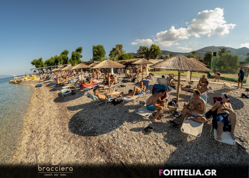 Daylight Party @ Bracciera Beach Bar