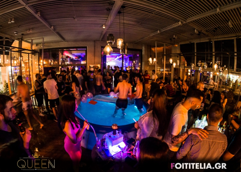 Pool Party @ Queen Cafe Bar