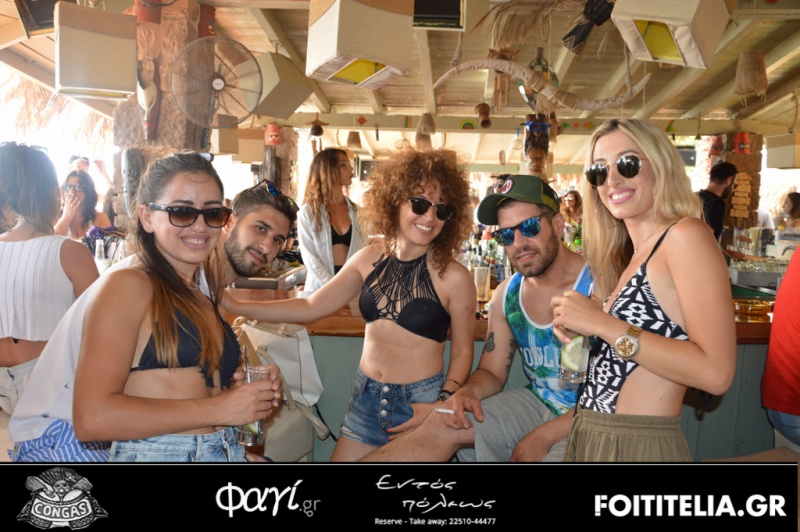 PartyNeverEnds @ Congas Beach Bar
